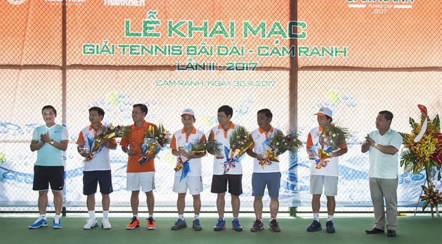 Giải Tennis Bãi Dài Cam Ranh – Cúp Hưng Thịnh lần 2/2017 – Tập đoàn Hưng Thịnh