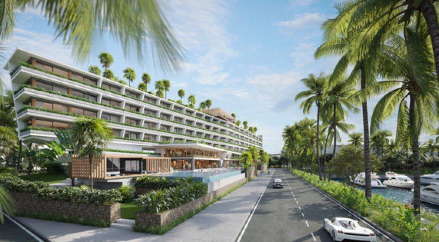 Địa ốc MGV phân phối độc quyền dự án Sailing Club Residences Ha Long Bay